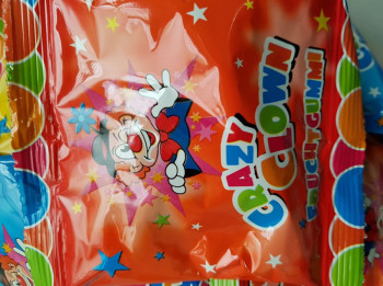 24st Crasy Clown Winegums