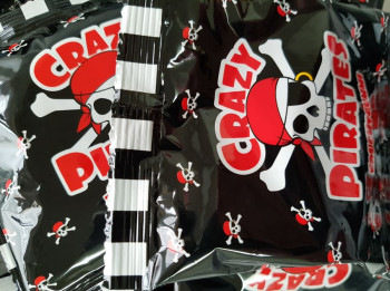 24st Crasy Piraten Winegum zakjes