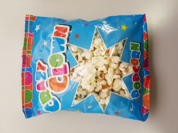 50st Crasy Clown Popcorn